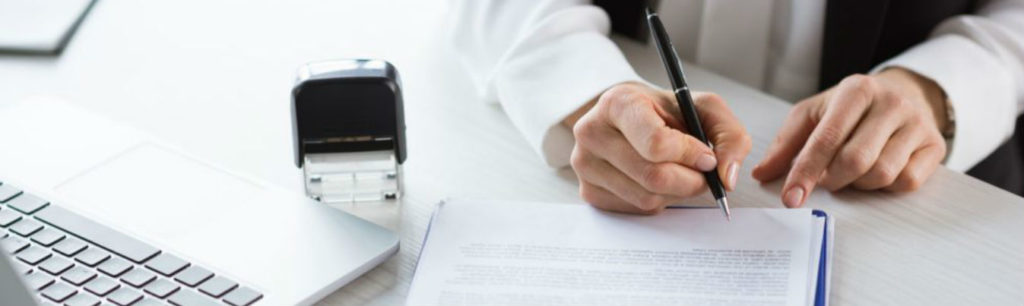 documentação fiscal e tributária
